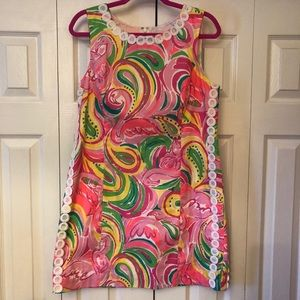 🎈SOLD🎈Lilly Pulitzer Mila Shift Dress